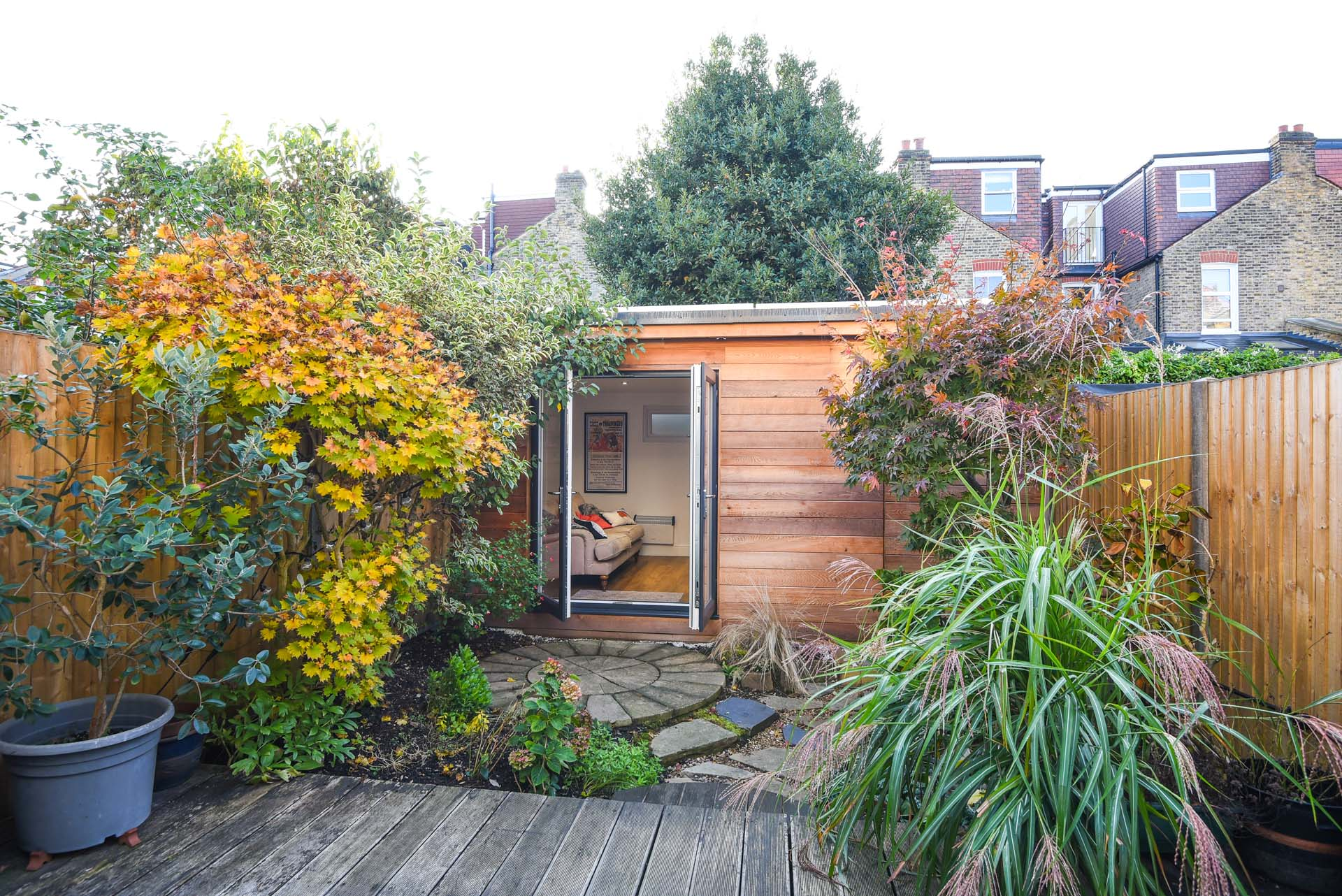Garden office Hawksbeck