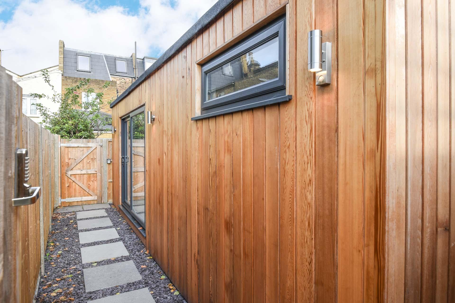 Airbnb Garden Annex